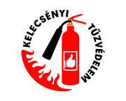 Kelecsényi Tűzvédelem Logo